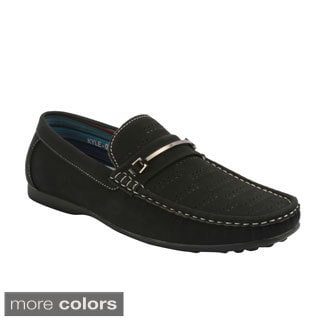 J's Awake 'Kyle-01' Men's New Fashion Comfort Boat Shoes Loafers