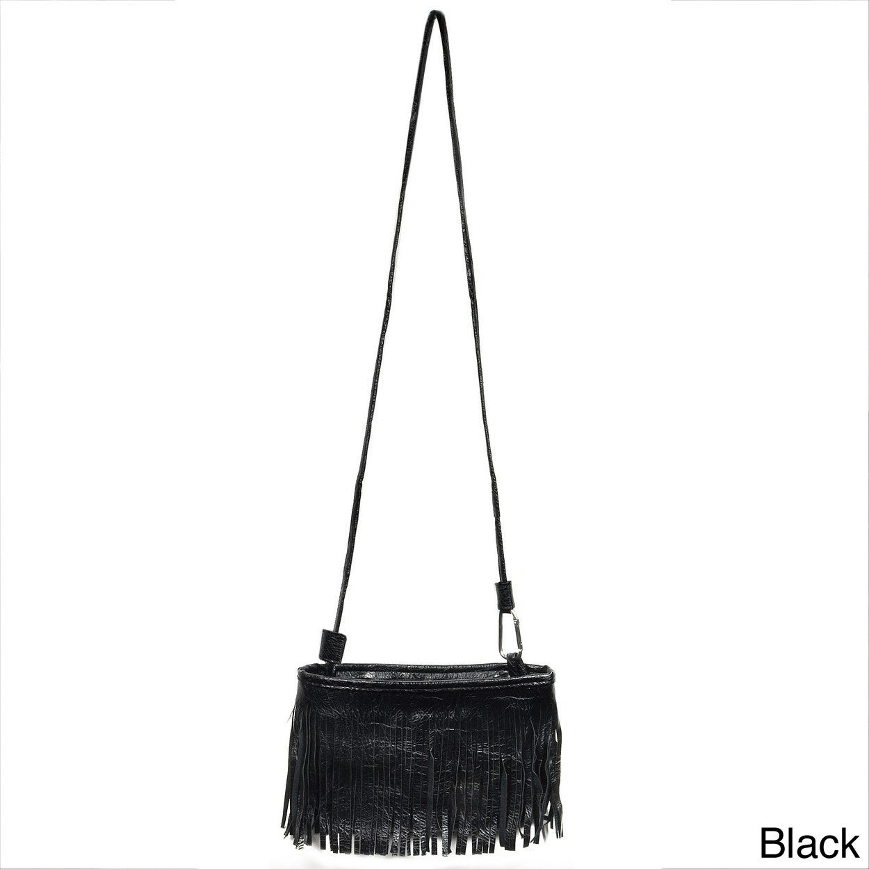 Oasis Tassel Fringe Shoulder Bag 81