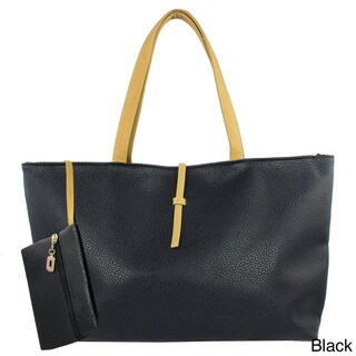 Oasis Handbag 'Karen' Zip-top Messenger Tote