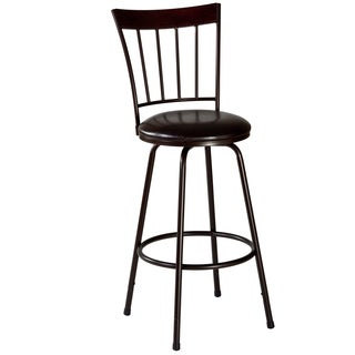 Cantwell Brown Adjustable Stool