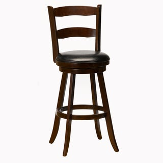 Eastpointe Cherry Finish Stool