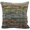Mina Victory Lifestyle Multicolor 18-inch Throw Pillow