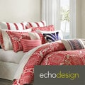 Echo Cozumel 4-piece Comforter Set with Optional Euro Sham Separate