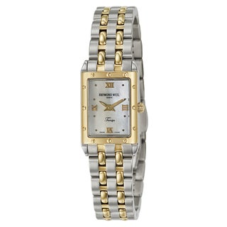 Raymond Weil Women's 5971-STP-00915 'Tango' Stainless Steel Watch