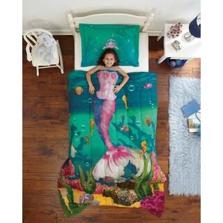 Sea Princess Twin-size 2-piece Comforter Set