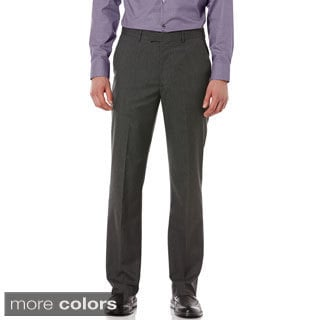 Perry Ellis Portfolio Men's Striped Modern Fit Pants