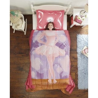 Ballerina Twin 2-piece Comforter Set