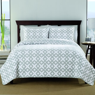 Sale alerts for  Bergen Cotton 3-piece Quilt Set - Covvet