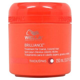 Wella Brillance 5.07-ounce Treatment for Coarse Color-treated Hair