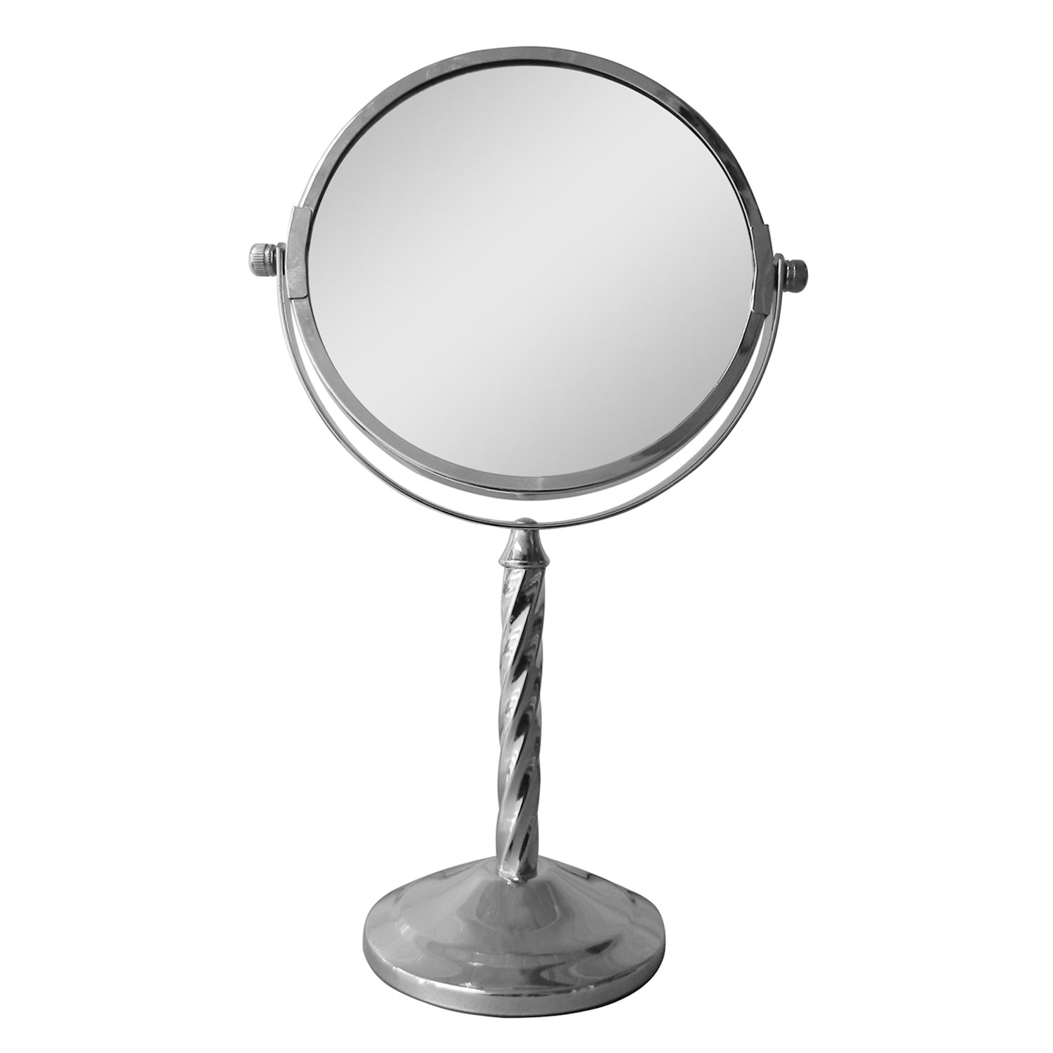Overstock.com Free Standing 5X Magnifying Makeup Mirror at Sears.com