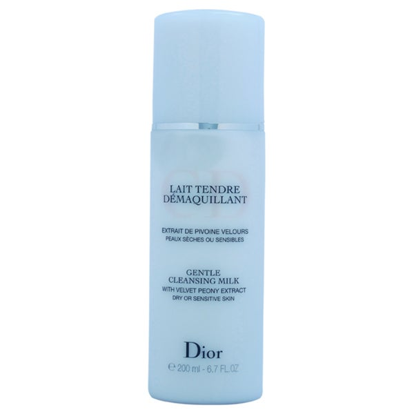 Dior Gentle 6.7-ounce Cleansing Milk (Tester)