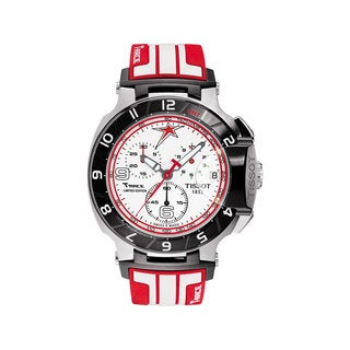 Tissot Men's T0484172701700 T-Race Nicky Hayden Chronograph Watch
