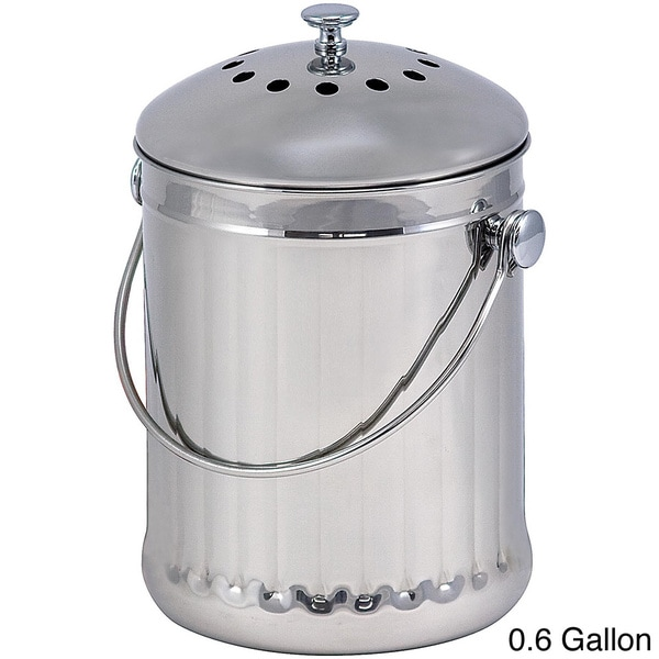 Stainless Steel Compost Pails