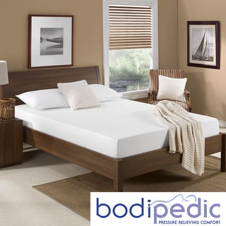 Bodipedic Essentials 8-inch Full-size Memory Foam Mattress