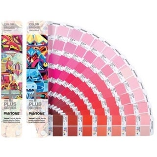 Pantone COLOR BRIDGE Coated & Uncoated SetReference Printed Book