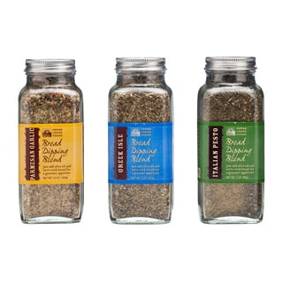 Pepper Creek Farms Trio of Bread Dipping Spice Blends
