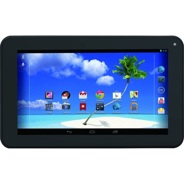 "ProScan PLT7602G-K 4 GB Tablet - 7"" - Wireless LAN - Dual-core (2 Cor"