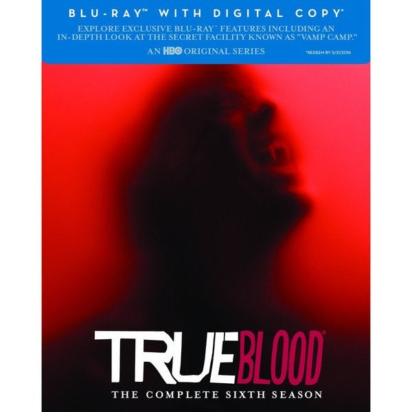 True Blood: The Complete Sixth Season (Blu-ray Disc) 12647228