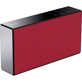 Sony 2.1 Speaker System - 20 W RMS - Wireless Speaker(s) - Red