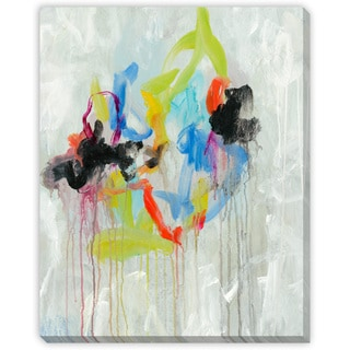 Adolescence II Oversized Gallery Wrapped Canvas