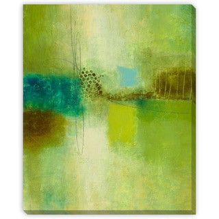 Suburban Perspective II Oversized Gallery Wrapped Canvas