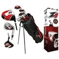 Nextt Golf Z1 17-piece Men's Bag and Club Set