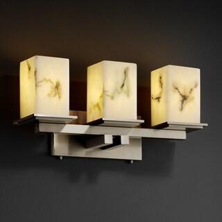 Justice Design Group LumenAria Montana 3-light Bath Bar