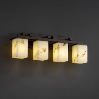 LumenAria Montana 4-light Bath Bar