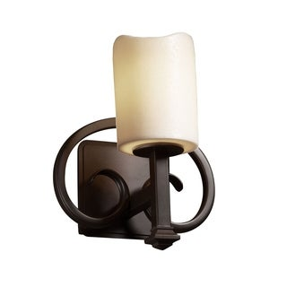 CandleAria Heritage 1-light Wall Sconce