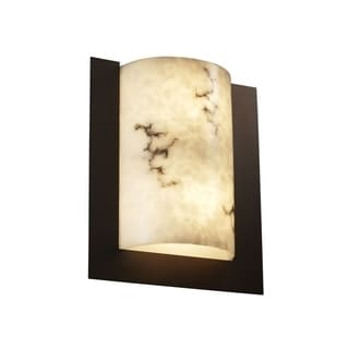 LumenAria Framed 2-light Wall Sconce