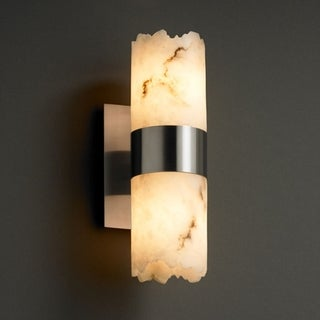 LumenAria Dakota 2-light Wall Sconce