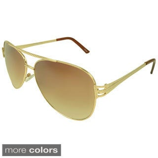 Apopo Eyewear 'Burlington' Aviator Fashion Sunglasses