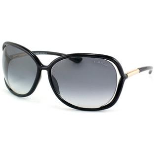 Tom Ford Women's 'TF 76 Raquel 199' Oversize Sunglasses