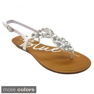 Blue Women's Sallyjane Sandals