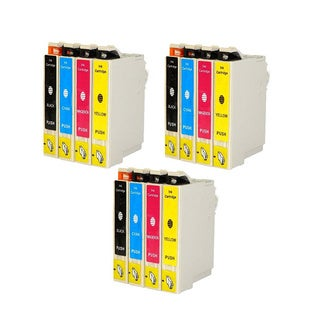 Replacement Epson 69 T069 T069120 T069220 T069320 T069420 Compatible Ink Cartridge (Pack Of 12 :3K/3C/3M/3Y)