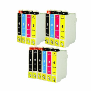 Replacement Epson 69 T069 T069120 T069220 T069320 T069420 Compatible Ink Cartridge (Pack Of 14 :5K/3