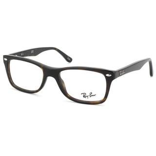 Ray-Ban 'RX 5228 2012' Dark Havana Plastic Eyeglass Frames