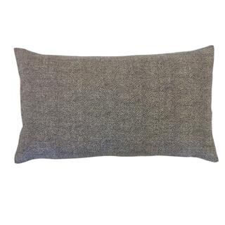12 x 20-inch Kioto Dots Navy Accent Pillow