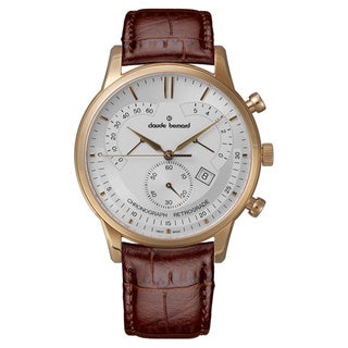 Claude Bernard Men's 01506 37R AIR Classic Chronograph Watch