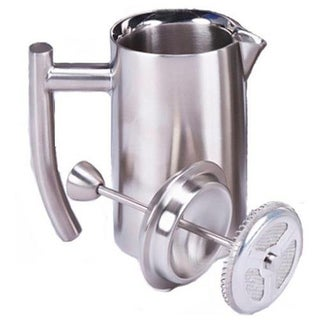 Frieling Ultimo 44-Ounce French Press - Brushed Stainless Steel