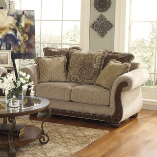 Signature Design by Ashley Gracie-Anne Barley Loveseat