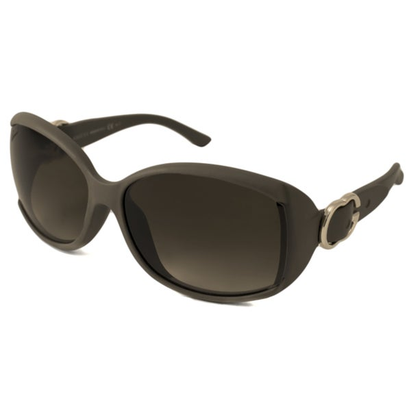 Gucci Women's GG3521 F Rectangular Sunglasses