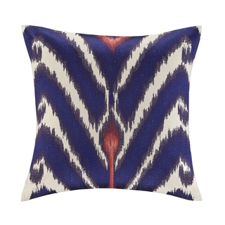 Echo 'Cozumel' 16-inch Square Ikat Throw Pillow