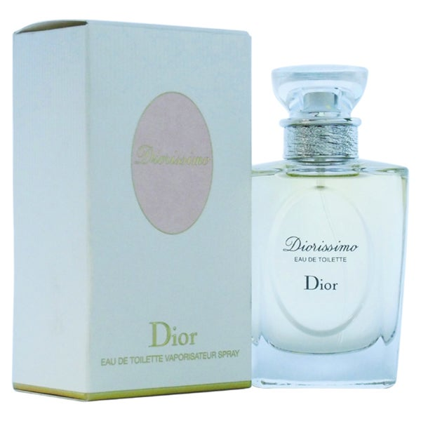 Christian Dior Diorissimo Women's 1.7-ounce Eau de Toilette Spray