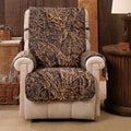 Mossy Oak Shadow Grass Recliner/Wing Chair Furniture Protector