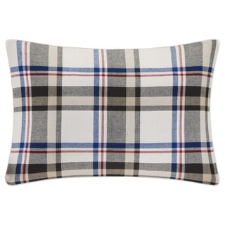 Woolrich 'Big Sky' Oblong Plaid Cotton Pillow