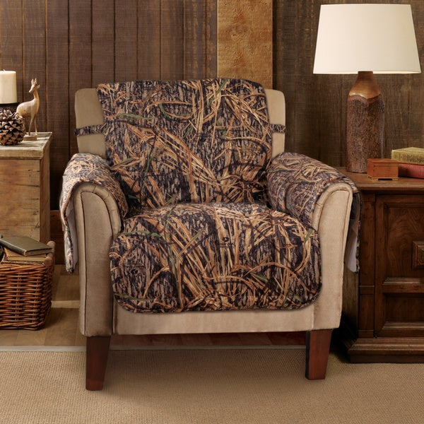 Mossy Oak Shadow Grass Chair Furniture Protector