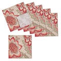 Arden Cotton Floral Napkins (Set of 6)