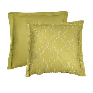 Rose Tree Murry Hill Euro 26-inch Throw Pillows (Set of 2)