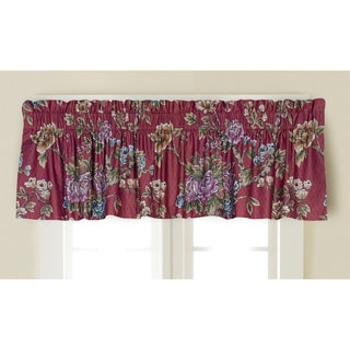 Rose Tree Preston Cotton Window Valance